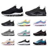 Wholesale massage love for sale - Group buy 2019 Sneakers for men women shoes New arrived LONDON SUMMER OF LOVE Metalic Gold Mint Green mens trainers Top quality Sports Running shoes