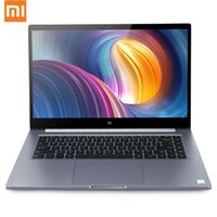 Wholesale quad core laptop resale online - Xiaomi Mi Notebook Pro Laptop Windows inch Intel i7 U Quad Core GB GB Fingerprint Recognition Dual WiFi Chinese