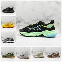 yeni hortum toptan satış-Yeni Ozweego Hortum Baba Ayakkabı Adam Kadın Klasik Koşu Ayakkabı Tasarımcısı Moda Açık Spor Ayakkabı Rahat Eğitmen Sneakers