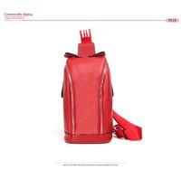 beste luxus-umhängetasche großhandel-Gürteltasche Neue Designer Handtasche Luxus Umhängetasche Herren Umhängetasche für Frauen mit Brief Brust Taschen Sport Hip Hop Mode Beste Verkauf