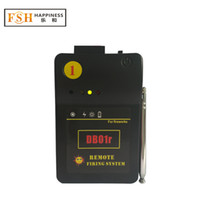 Wholesale fireworks fire systems resale online - 10 channels m Wireless Remote Control Fireworks Firing System with sequential salvo function