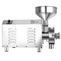 Wholesale corn grinder machine resale online - Beijamei Promotion w Commercial Grain Grinder Electric Spice Chili Corn Soybean Grinding Machine High Efficiency