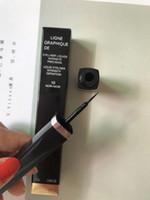 kuss eyeliner großhandel-Neue Eyeliner Flüssigkeit Eye Liner Liquide 2,5 ml Langlebige wasserdicht Eyelinerbleistift hochwertiges Make-up freies Verschiffen