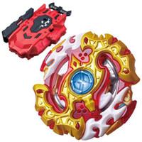 Wholesale Spriggan Requiem Beyblade Burst STARTER w Launcher B New Kids Toy Top LR Red Bey Launcher
