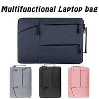 Wholesale 13 inch laptop wholesale china online - Laptop portable inner Bag Case multifunctional Power pack Business fashion For iPad mini Pro macbookair inch