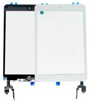 замена мини-сенсорной панели ipad оптовых-Новое Поступление Сенсорный Экран Digitizer с IC с Домашней Кнопкой 3 М Клей Внешний Стеклянный объектив Ассамблея Замена Панели Для iPad Mini 3