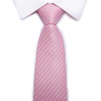 узкие серые галстуки оптовых-Joy Alice Fashion Quality Slim Tie 6cm Black Gray Skinny Narrow Gravata Silk Jacquard Woven Neckties For Men Wedding Party Groom