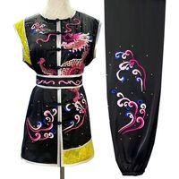 Nanquan Men Chinese Style Linen Plus Size Loose Fit Trousers Pants