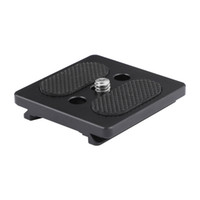 Wholesale arca swiss quick release for sale - Group buy CAMVATE ARCA Swiss Style Quick Release Plate Sliding Mount With quot Mounting Stud For DSLR Camera Cage Item Code C2291