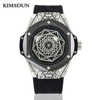 автоматический скелет часы мужчины оптовых-2019 Watches Men  Top   Fashion Men's Designer Skeleton Automatic Mechanical Male Wristwatch Relogio Masculino