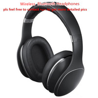 Wholesale phone offers for sale – best Newest Bluetooth Wireless Bluetooth Headphones Top Quality Headband Earphones with Great Bass Headsets Sealed Retail Box Offer Dropshipping