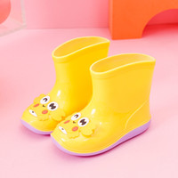 Wholesale kids water shoes resale online - 2020 Fashion Kids Shoes Rubber New Baby Girls Cartoon Removable Cotton Rainboots Children Water Shoes Waterproof Boys Rain Boots