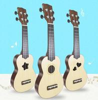 21-дюймовая гитара укулеле оптовых-идеально подходит для гитары Ukulele для взрослых мальчиков и девочек 21 дюймов начинающих введение укулеле маленький гитара дельфин подарок цветок подарок на день рождения