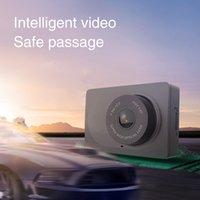 цифровая панель приборов оптовых-1080P Вождение смарт-рекордер ночного видения Противопожарные автомобиля DVR широкоугольный Передняя Панель ЖК-дисплей HD WIFI тире Cam Digital