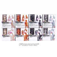 şekil standları toptan satış-Şiî Figuarts O / O Vücut Kun / Vücut Chan Dx Seti PVC Action Figure Koleksiyon Model Oyuncak ile 4 Renkler Standı