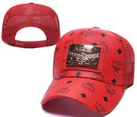 designers snapback cap venda por atacado-Atacado bonés de beisebol designer de luxo cap chapéus bordados para homens snapback chapéu mens chapéus casquette viseiras de golfe gorras osso tampas ajustáveis