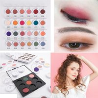 Wholesale makeup pallette for sale - Group buy Eyeshadow pallette Makeup Tools Portable Colors Eye Shadow Highlight Face Eyeshadow Highlighter Makeup Maquiagem W2