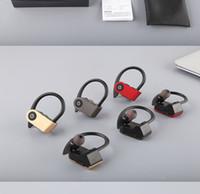 Wholesale design headset iphone for sale - Group buy TWS True Wireless Earphone Sport Headphones Bluetooth Earphones TWS W2 Beveled In ear Design for XS XR MAX S10 Note