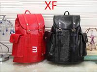 mochilas de couro para homens venda por atacado-Famoso designer de marca de luxo dos homens e das mulheres bolsas bolsa de ombro saco de armazenamento de moda feminina bolsa de couro design LV supreme Gucci