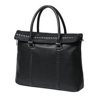 Wholesale handbags online for sale - X online Pop Tide Man Handbag Male Large Tote Business Bag
