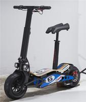 scooters électriques chinois achat en gros de-Vélo de mode et scooter électrique pliable de mode chinoise 201-500 W