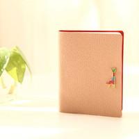 ingrosso dimensione carta libro-Nuovo diario Notebook Cover Paper Carino Notepad Book Unique Stationery Diario Book Student Supplies Dimensioni portatili