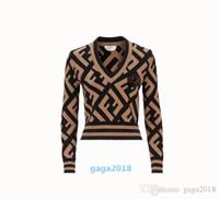 ingrosso maglioni delle camicie sexy-Maglione a maniche lunghe con ricamo Tops shirt maglie