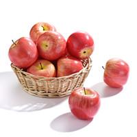 ingrosso mele artificiali-1 Pz Mele Artificiali Frutta Plastica Mela Rossa Per Decorazione Matrimonio Negozio di Plastica EVA Mostra Frutta Falsa Aiuti Didattici Frutta