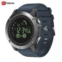 robuste uhr großhandel-Heißes Flaggschiff-Robustes Smartwatch 33-monatige Standby-Zeit 24h Allwetterüberwachung Smart Watch für IOS und Android T1-Takt