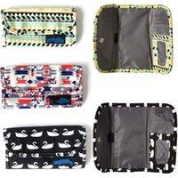 armazenamento de bolsa de lona venda por atacado-Marca KA Canvas Wallet Bag Designer Bolsa Mini Mulheres Bolsa de Viagem Ao Ar Livre Titular do Cartão Portátil Caso Sacos de Armazenamento Bolsa de Telefone B80802