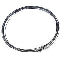 Wholesale black wire choker resale online - MJARTORIA Black Steel Wire Magnetic Clasp Choker Necklace Hot Sale Necklace For Women Jewelry Making DIY