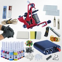 Wholesale Tattoo Kits for Resale - Group Buy Cheap Tattoo Kits 2019 ...