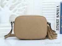 Wholesale soho disco bag black resale online - Designer Handbags High Quality Luxury Wallet Famous handbag womens Handbags bags Crossbody Soho Bag Disco Shoulder Bag Fringed bag Purse