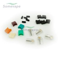 Wholesale Empty Pod Cartridges for JUUL Vape Pods Separately Packaged JUUL Empty Pods Wick Coil in All Colors Pods