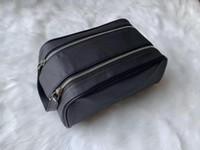 sacs à main en cuir véritable pour femmes achat en gros de-CHAUD mode portefeuille en cuir gaufré de haute qualité célèbre grands concepteurs embrayage sac femmes sac à main Zipper long sac cosmétique lavage sac