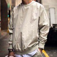 ingrosso donne in maglia di nylon-2019 Uomo Desiger T-Shirt Donna Coppia 19ss Autunno e Inverno Serie Ghost Nylon Maglione sottile Maglione casual Maglione isola M-2XL 8105