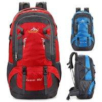 75l наружная сумка оптовых-75L большой открытый сумка Спорт рюкзак альпинизм восхождение туризм отдых на природе приключения велоспорт Molle путешествия рюкзак
