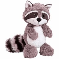 Wholesale gifts for girls pillows for sale - Group buy 25cm Gray Bear Plush Toy Lovely Cute Soft Stuffed Animals Doll Pillow For Kids Children Girls Baby Birthday Gift DHL Shipping