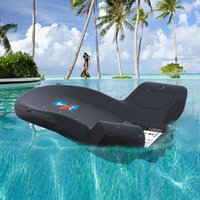 Wholesale scooter toys resale online - 2018 New Electric Powered Surfing Sea Scooter For Kid Body Motion Sensor Electric Surfboard Electric Toy Water Skateboard