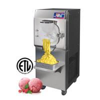 Commercial Kitchen EL CE yogurt Carpigiani gelato Hard ice cream machine sanck food equipment