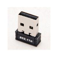 chip inalámbrico wifi al por mayor-150Mbps Mini USB WiFi Adaptador RTL8188 chips Tarjeta de red inalámbrica Wi-Fi Dongle 802.11n / b / g