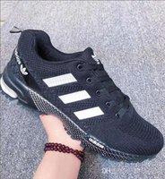 chaussures de course à ressort achat en gros de-Nouvelle lame guerrier été occasionnel transfrontalier sport léger chaussures de course à pied hommes printemps et en automne voler tissé chaussures de course