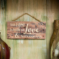 Wholesale wood signs home decor resale online - Cafe Bar Pub Wall Decor Wooden Sign Vintage Home Decor Sign Wooden Plaque Cool Plate Coffee Wood Poster Wall Craft Decals
