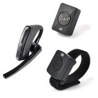 kopfhörer zwei stifte großhandel-HYS BL-04DM2 Bluetooth Funksprechgerät für Funkgeräte 2.4G Wireless PTT 2-Pin Walkie Talkies Headset für Motorola CLS1110 CLS1410