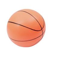 pelotas educativas inflables al por mayor-22.5 cm Inflable Baloncesto Espesar PVC Niños Juguete Deportes al aire libre Jugar Regalo Educativo Playa Bolas de juguete