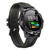 ingrosso gsm box card-COLMI Sky 1 Smart Watch Orologio da polso con cardiofrequenzimetro Orologio da polso IP68 Uomo Donna Sport Smartwatch per Android IOS Phone