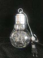 Wholesale Cross border Explosives Retro christmas Bulb Modeling Copper Wire Lamp