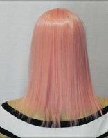 Wholesale straight pink cosplay wig online - WIG shipping Details about Fate Stay Night Shirou Emiya Short pink Anime Cosplay Hair Wig