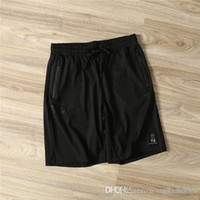 corredores projetos venda por atacado-19ss design de marca de luxo y-3 cintura elástica faixa calças calças homens mulheres y3 moda esporte basculador sweatpants shorts ao ar livre