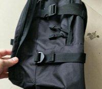 sacos de marca do mapa venda por atacado-Designer-New Arrival Designer Marca Mochila Homens Mulheres Sports Bag Mapa de letra da cópia Preto High Street Hip Hop Estilo Couple Bags